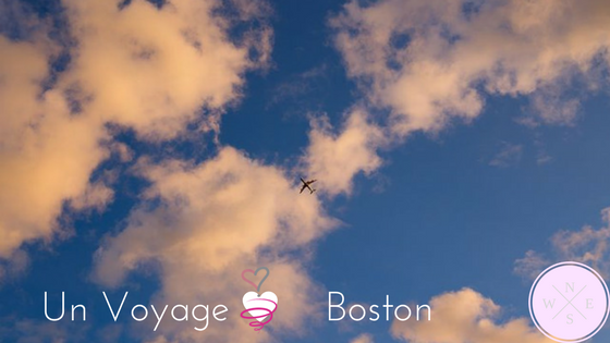 Un voyage : Boston